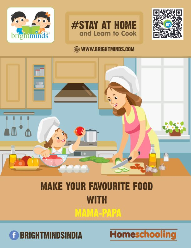 Make your own favourite food
